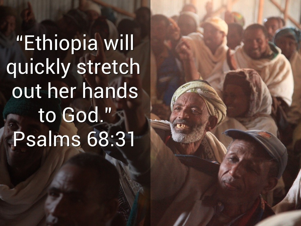 Ethiopia Will Quickly Stretch Out Her Hands to God