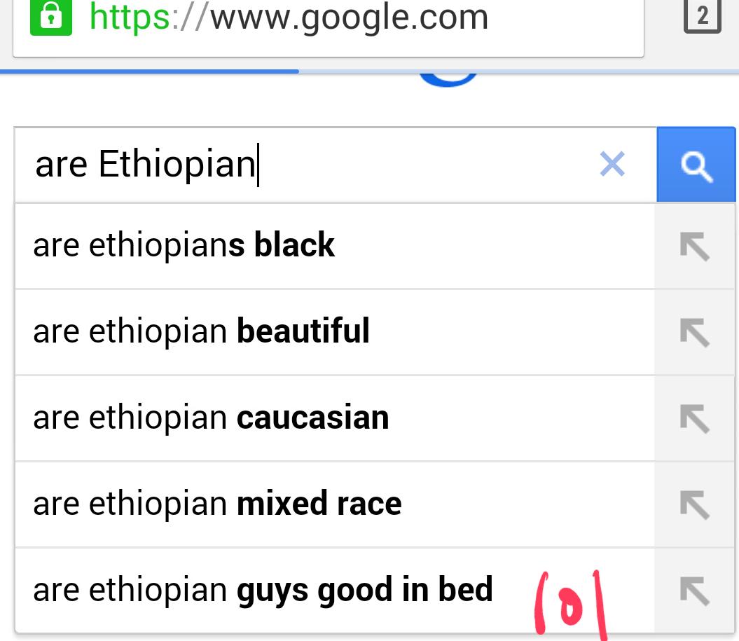 common stereotypes about Ethiopians | Buzz Ethiopia