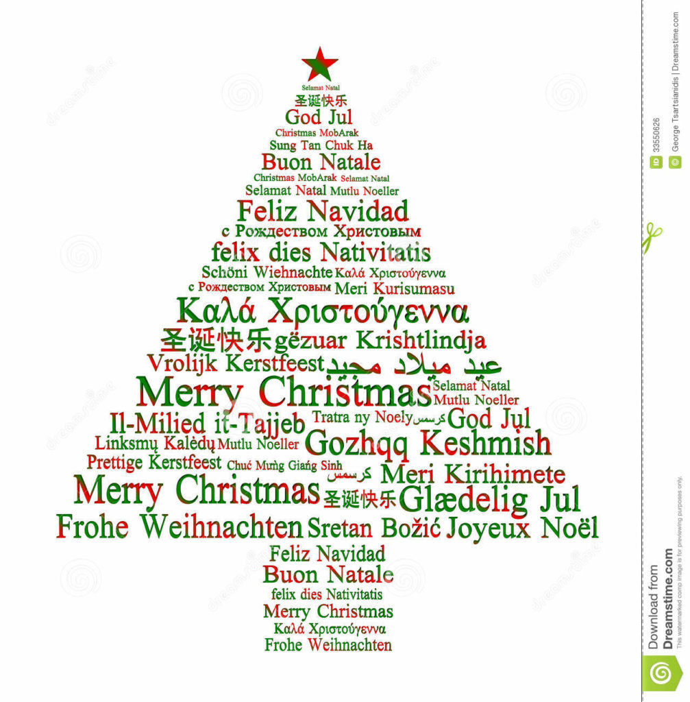 dec262016 - How To Say Merry Christmas